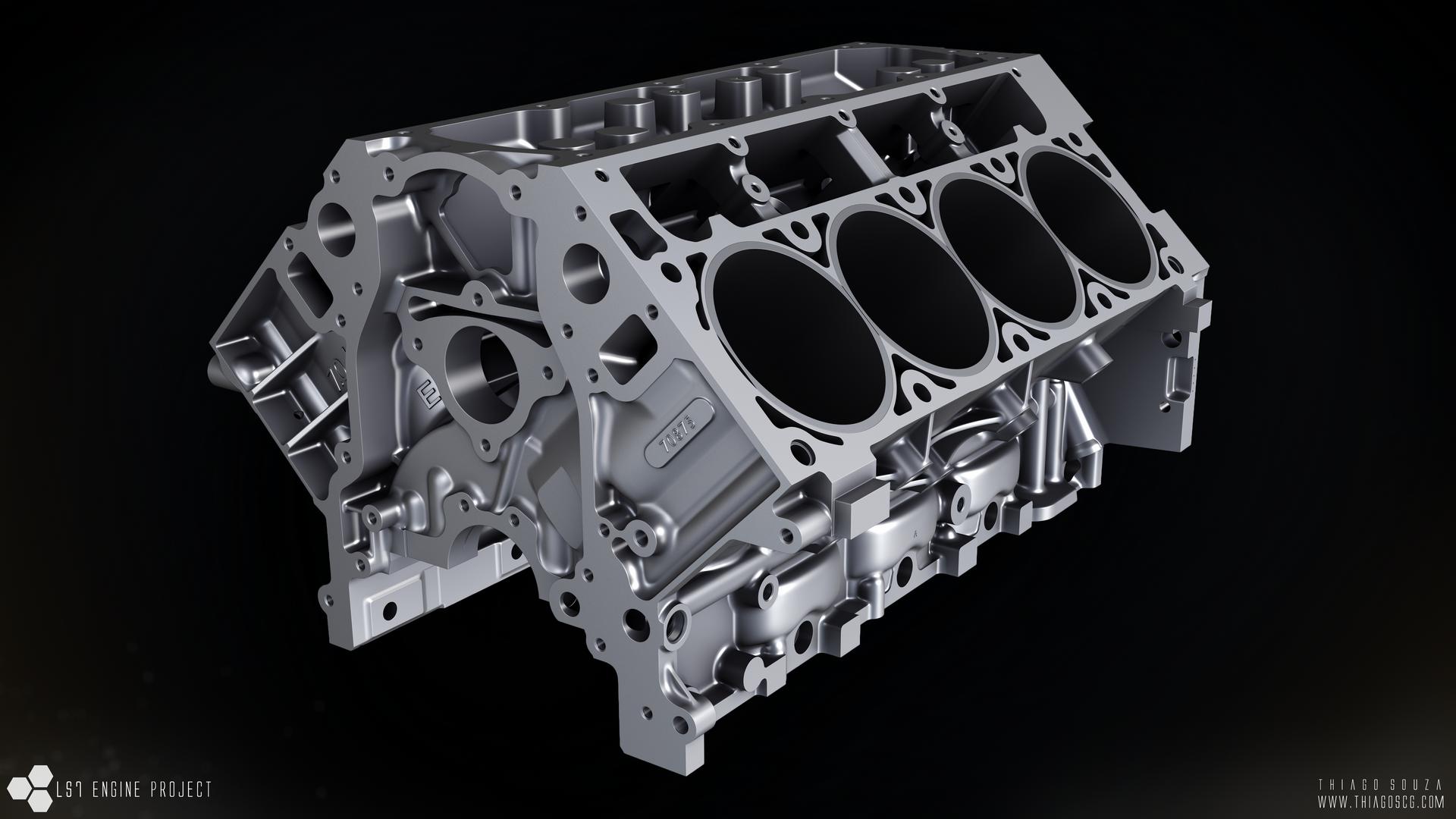 v8 engine blueprints - photo #30